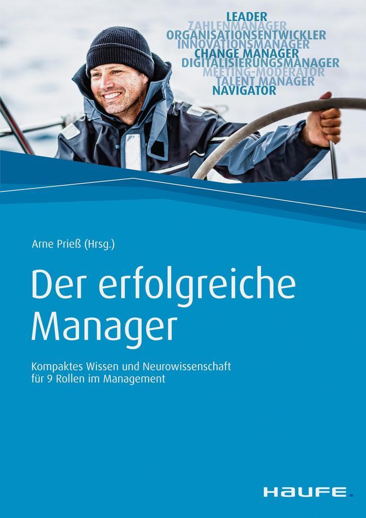 Der erfolgreiche Manager als eBook Download von...