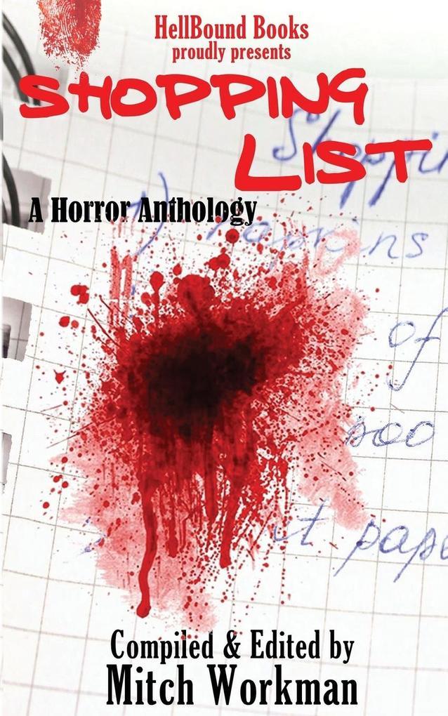 Shopping List als Taschenbuch von Robert Over, ...
