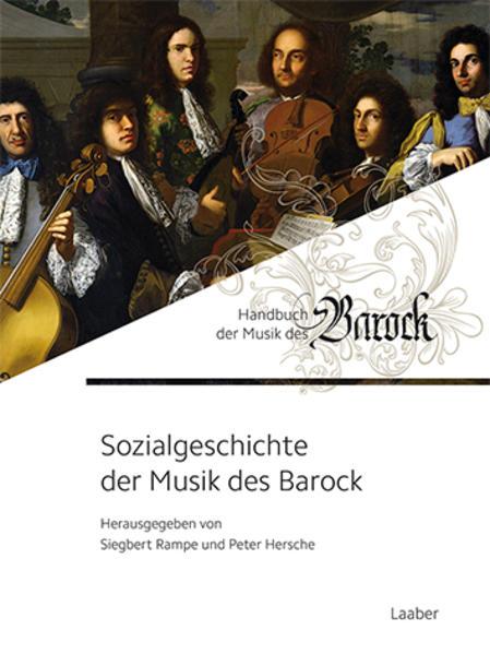 Sozialgeschichte der Musik des Barock als Buch von