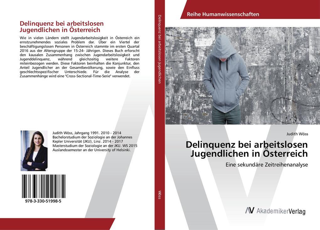 Delinquenz bei arbeitslosen Jugendlichen in Öst...