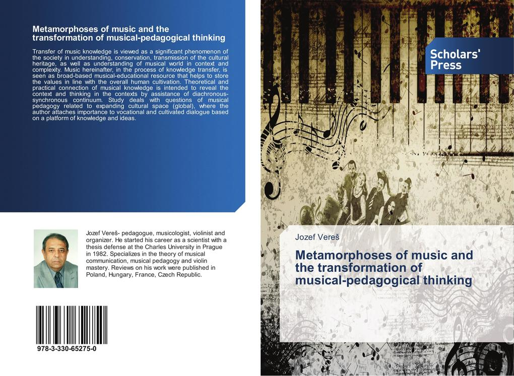 Metamorphoses of music and the transformation o...