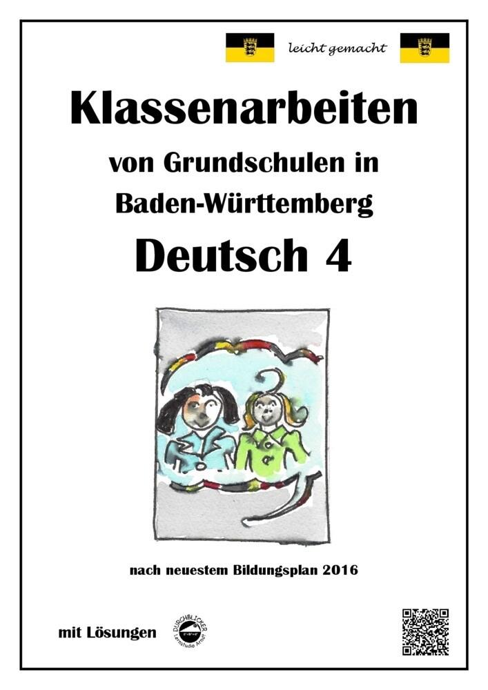 Klassenarbeiten von Grundschulen in Baden-Württ...