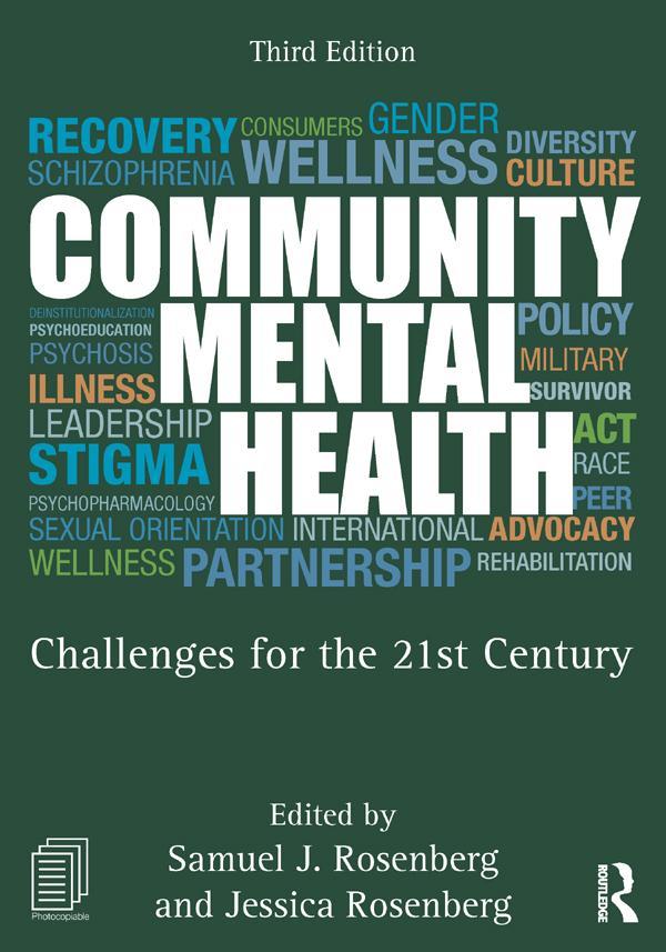 Community Mental Health als eBook Download von