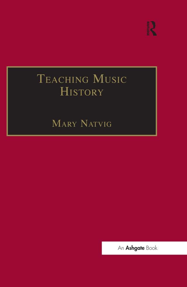 Teaching Music History als eBook Download von