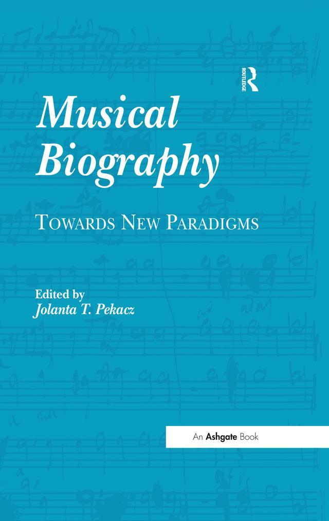 Musical Biography als eBook Download von