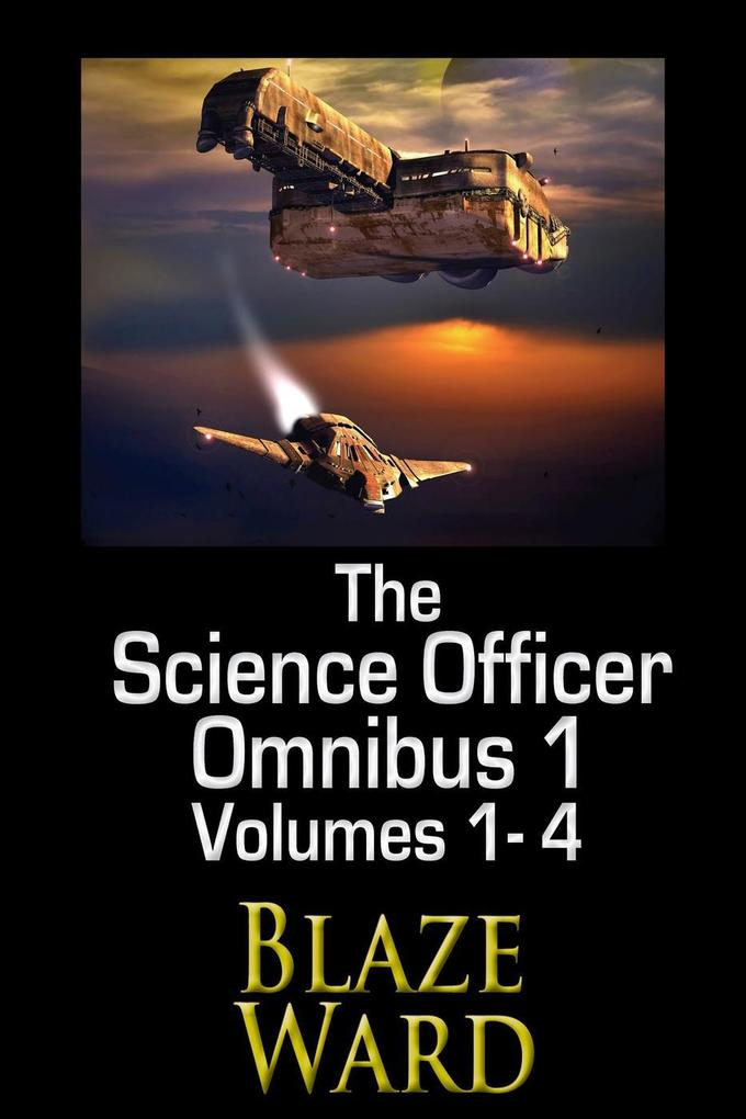 The Science Officer Omnibus 1 als eBook Downloa...