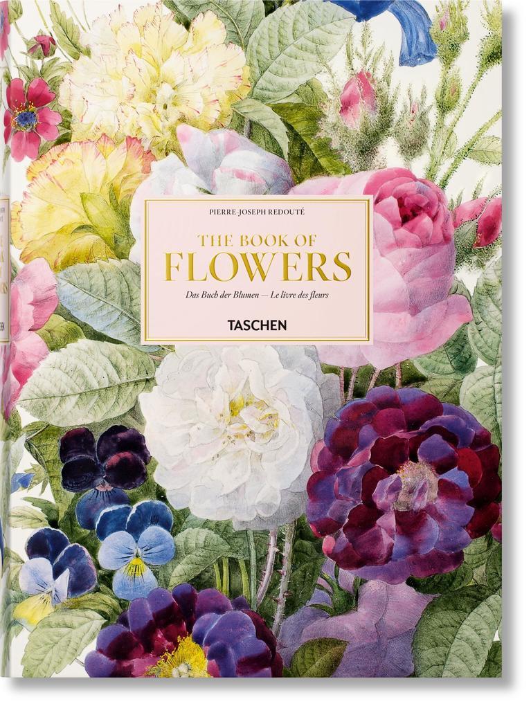Redouté. The Book of Flowers als Buch von H. Wa...