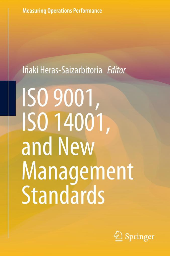 ISO 9001, ISO 14001, and New Management Standar...