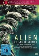 Alien - 6 Filme Collection, 6 DVDs