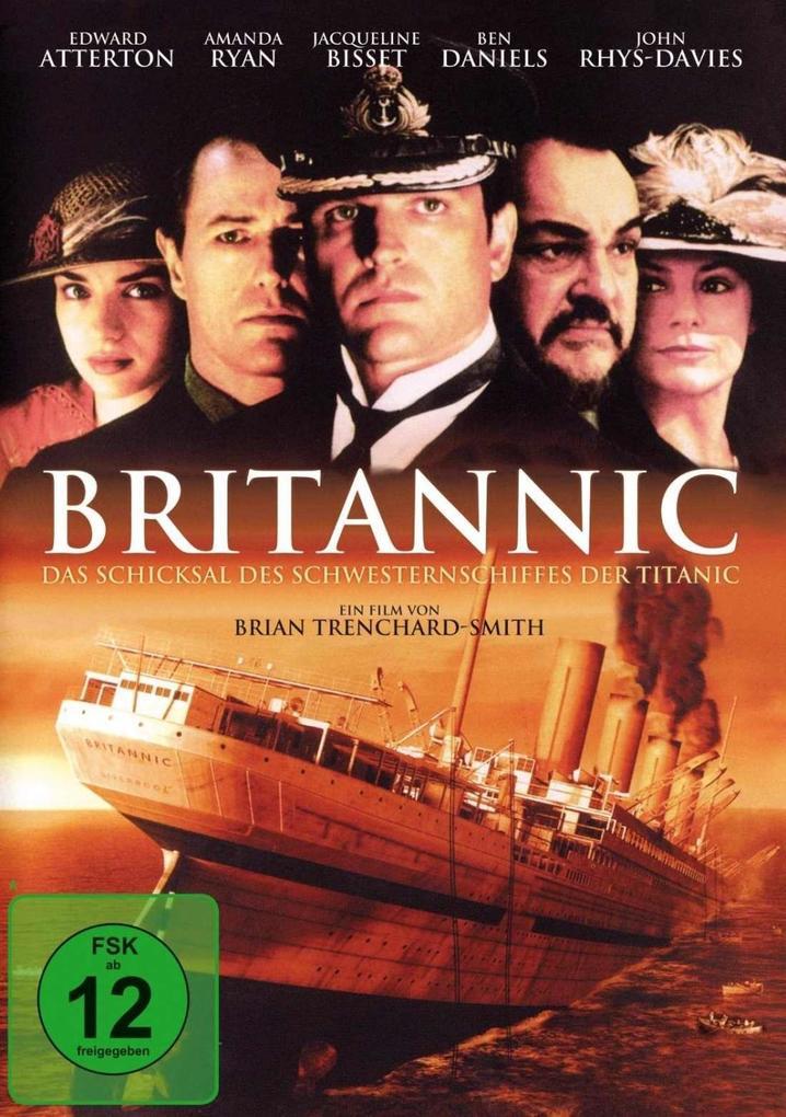 Britannic - Das Schicksal des Schwesternschiffe...