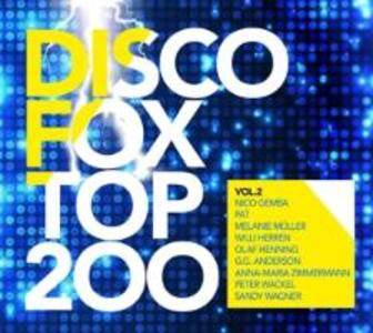 Discofox Top 200 Vol.2