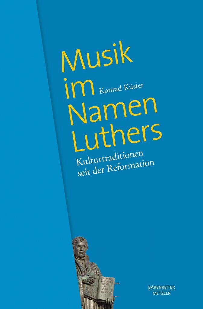 Musik im Namen Luthers als eBook Download von K...