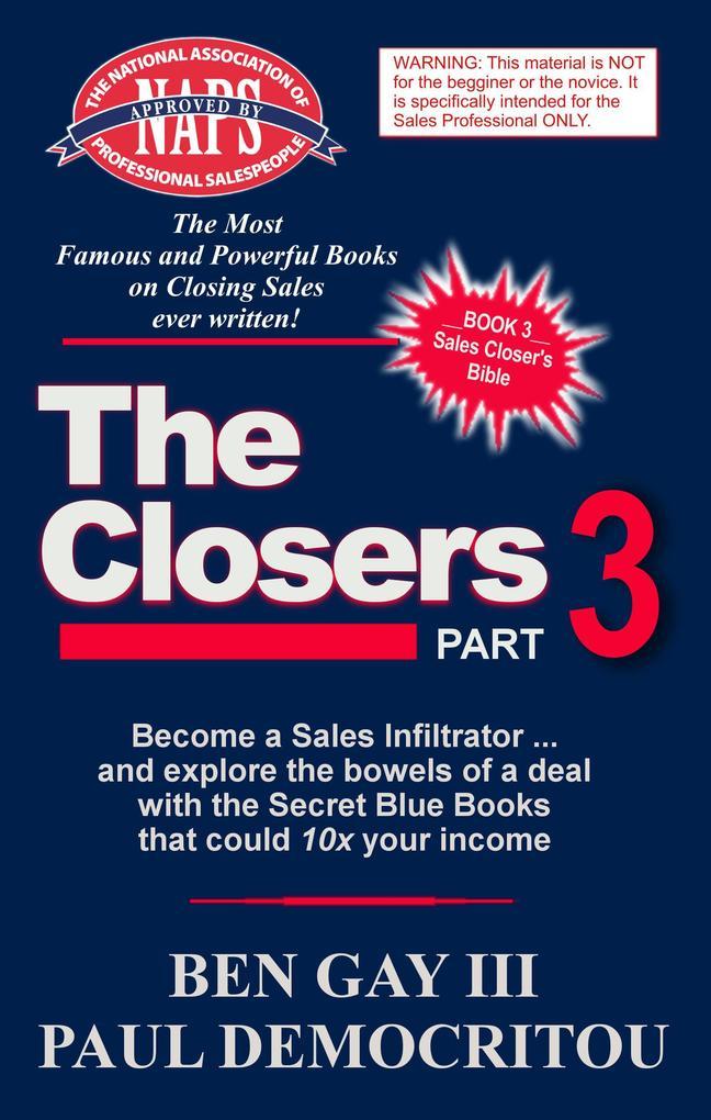 The Closers - Part 3 als eBook Download von Pau...