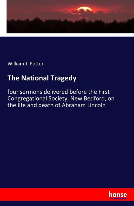 The National Tragedy als Buch (kartoniert)