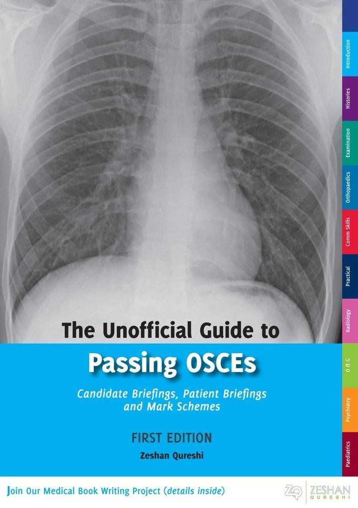 The Unofficial Guide to Passing OSCEs als eBook...