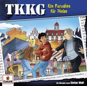 TKKG 202. Ein Paradies für Diebe