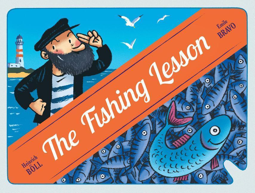 The Fishing Lesson als Buch von Heinrich Boell