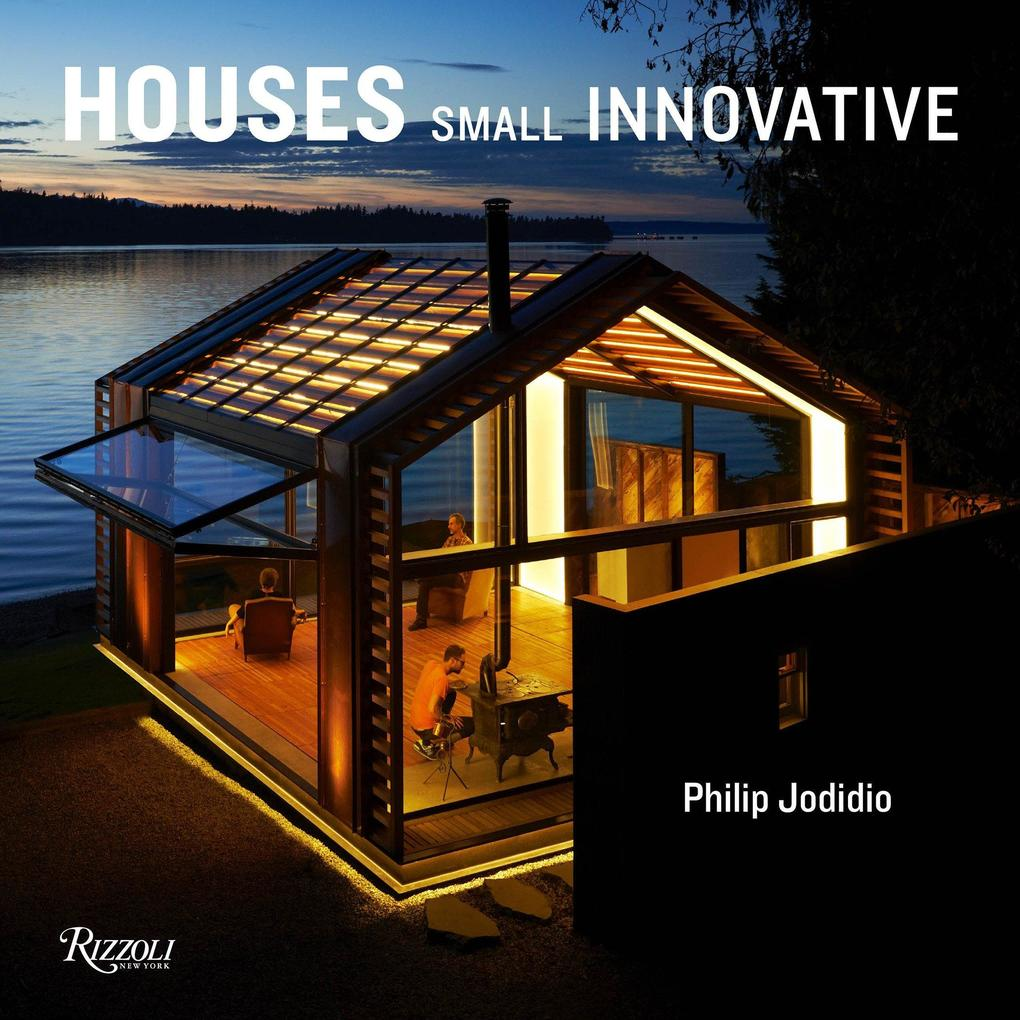 Small Innovative Houses als Buch von Philip Jod...