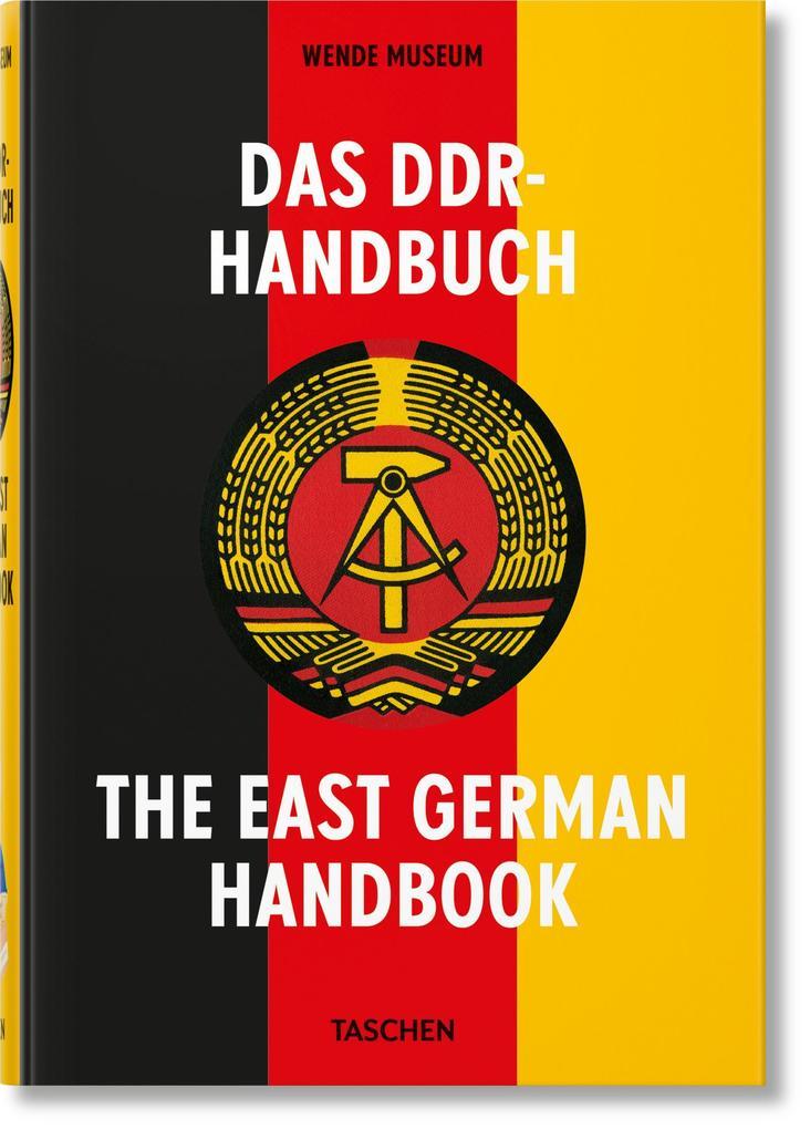 Das DDR-Handbuch als Buch von Justinian Jampol