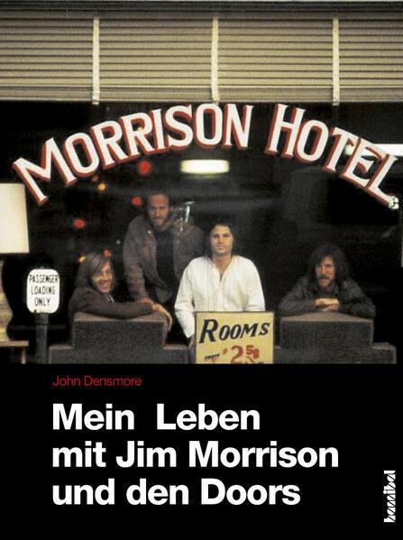 Mein Leben mit Jim Morrison und den Doors als Buch
