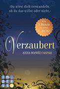 Verzaubert: Alle Bände der Fantasy-Bestseller-Trilogie in einer E-Box!