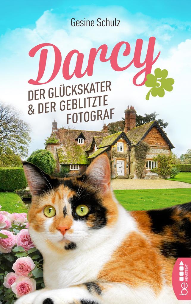 Darcy - Der Glückskater und der geblitzte Fotograf als eBook