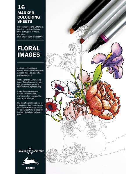 Floral Images als Buch von Pepin van Roojen