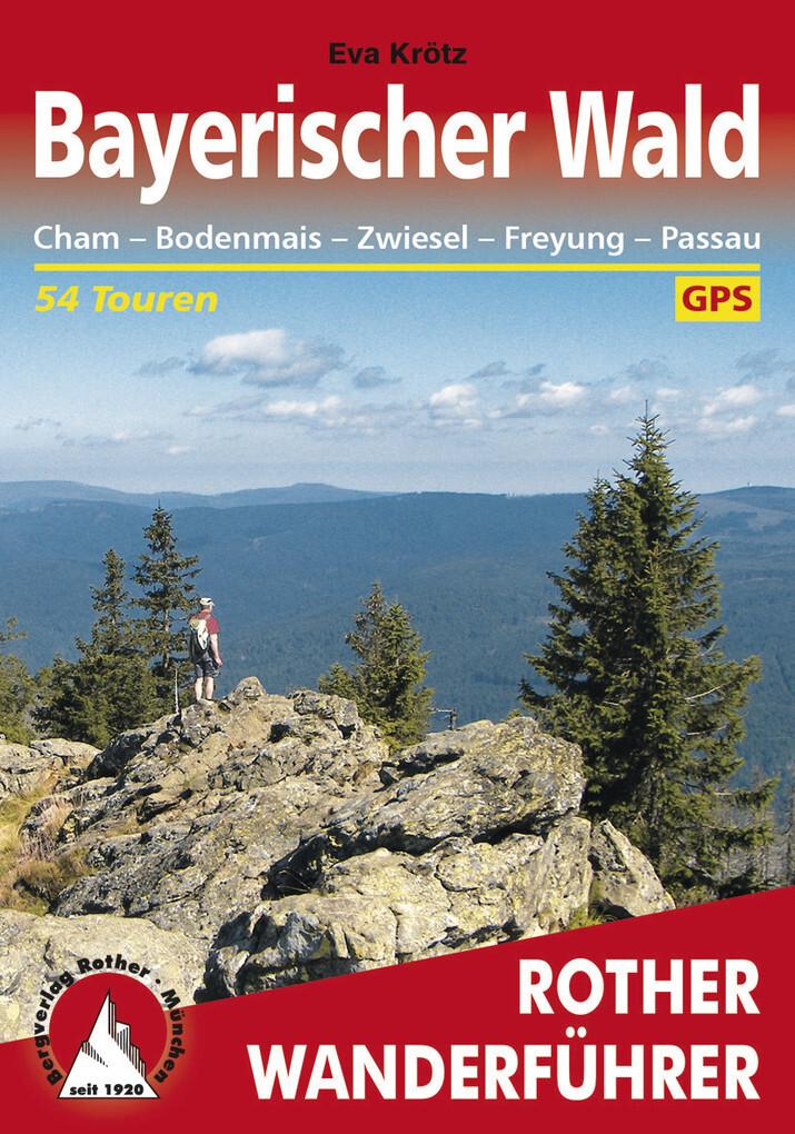 Bayerischer Wald als eBook Download von Eva Krötz