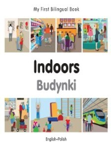 My First Bilingual Book–Indoors (English&...