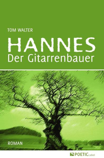 Hannes der Gitarrenbauer als Buch von Tom Walter