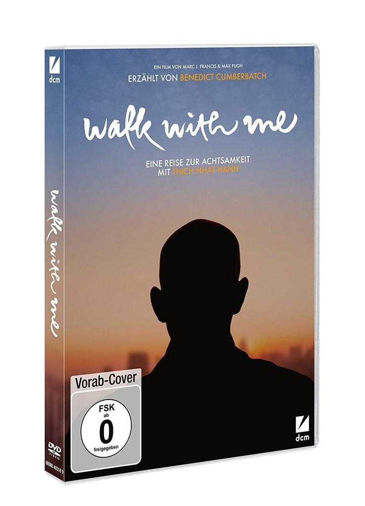 Walk With Me als DVD