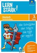 LERNSTARK. Deutsch Rechtschreibung 3