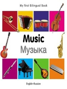My First Bilingual Book–Music (English&#8...