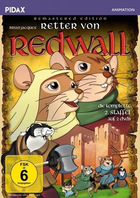 Retter von Redwall - Staffel 2