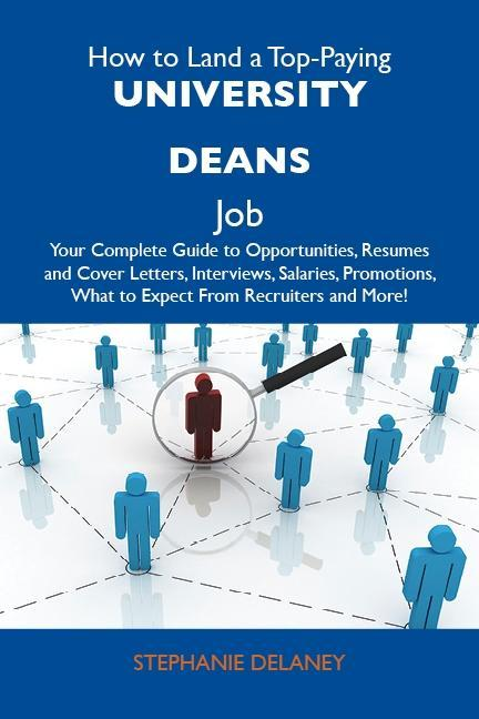 How to Land a Top-Paying University deans Job: ...