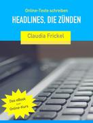 Online-Texte - Headlines, die zünden