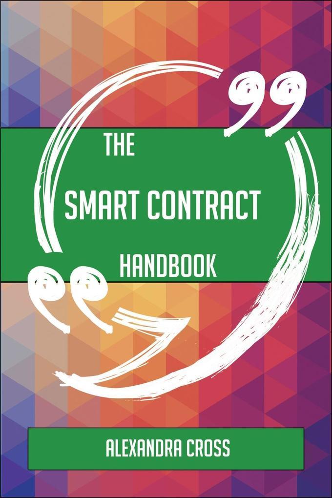 The Smart contract Handbook - Everything You Ne...