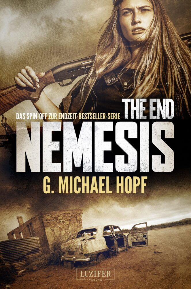 THE END - NEMESIS als Buch
