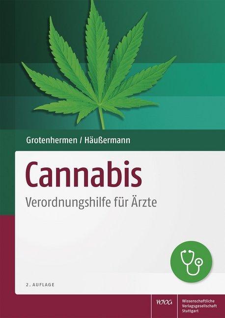Cannabis als Buch von Franjo Grotenhermen, Klau...
