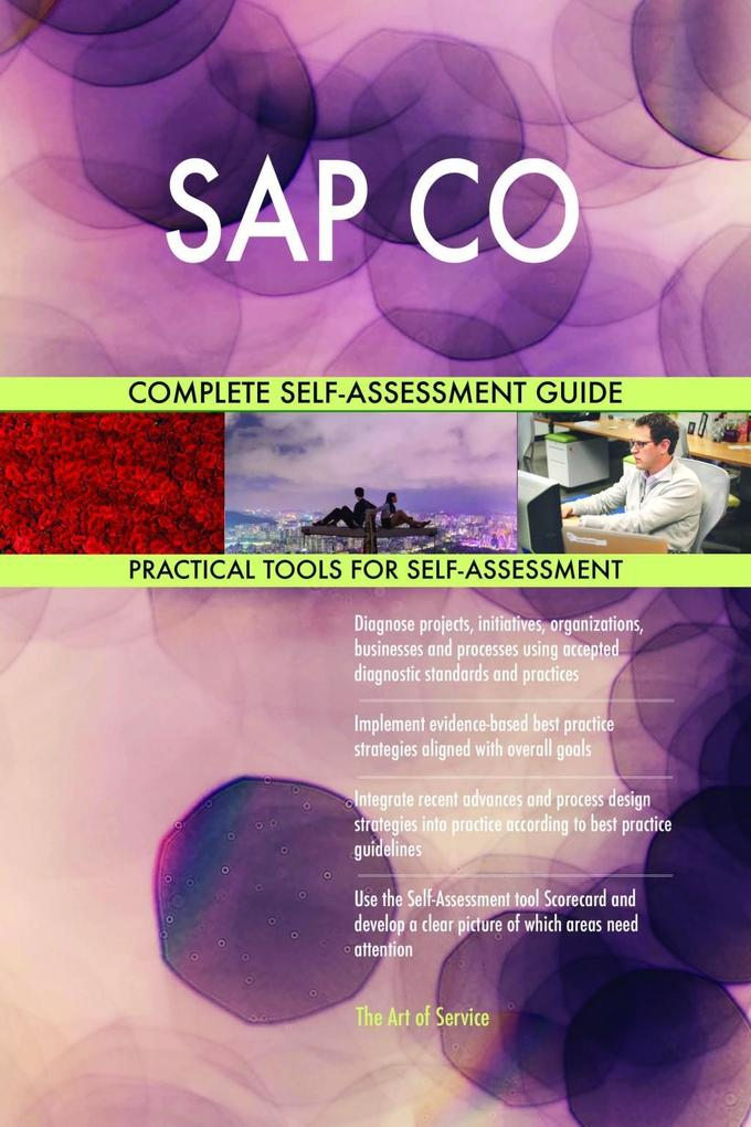 SAP CO Complete Self-Assessment Guide als eBook...