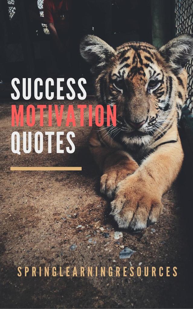 SUCCESS MOTIVATION QUOTES als eBook Download vo...