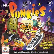 Die Punkies 06. Die Jagd nach der Masken-Band