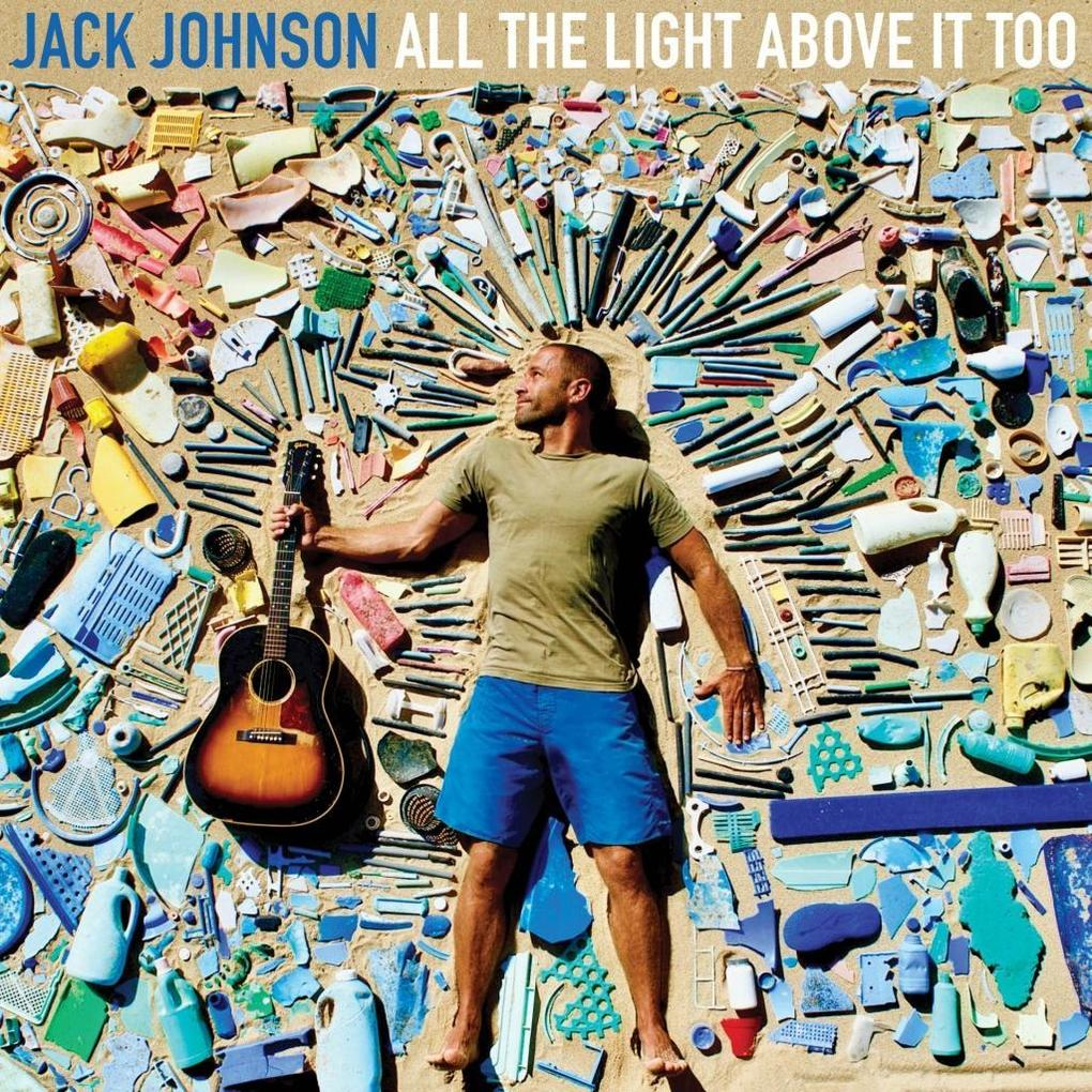 All The Light Above It Too als CD