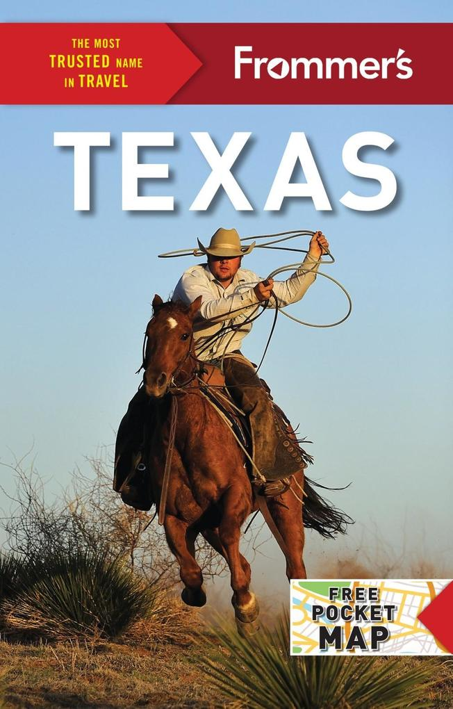 Frommer´s Texas als eBook Download von Janis Turk