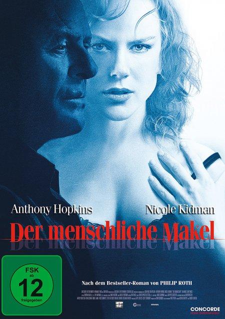 Der menschliche Makel als DVD