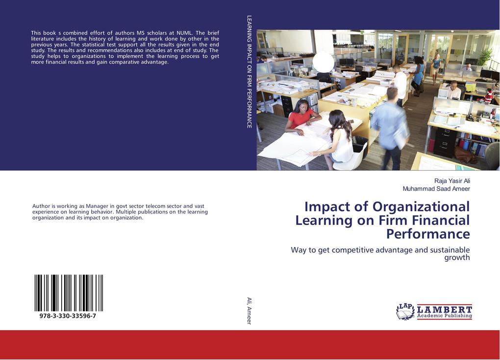 Impact of Organizational Learning on Firm Finan...