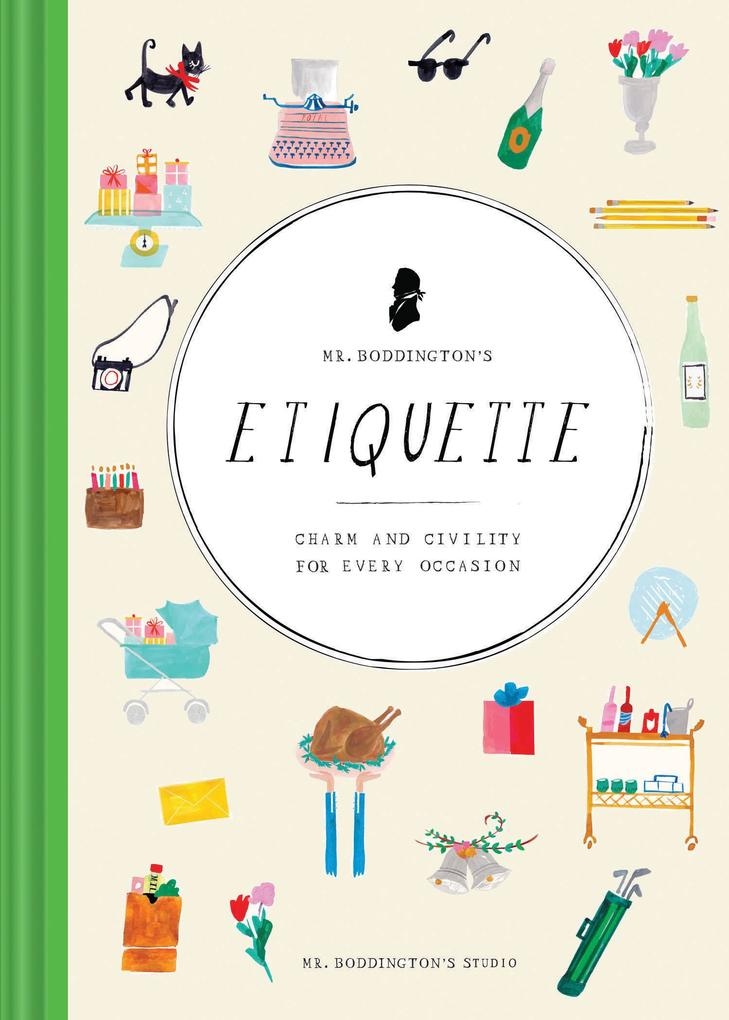 Mr. Boddington´s Etiquette als Buch von