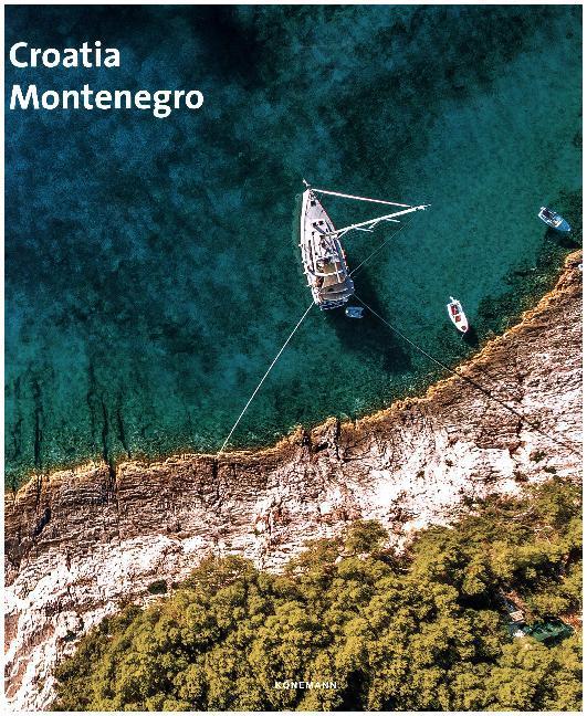 Croatia & Montenegro als Buch von Ingeborg Pils