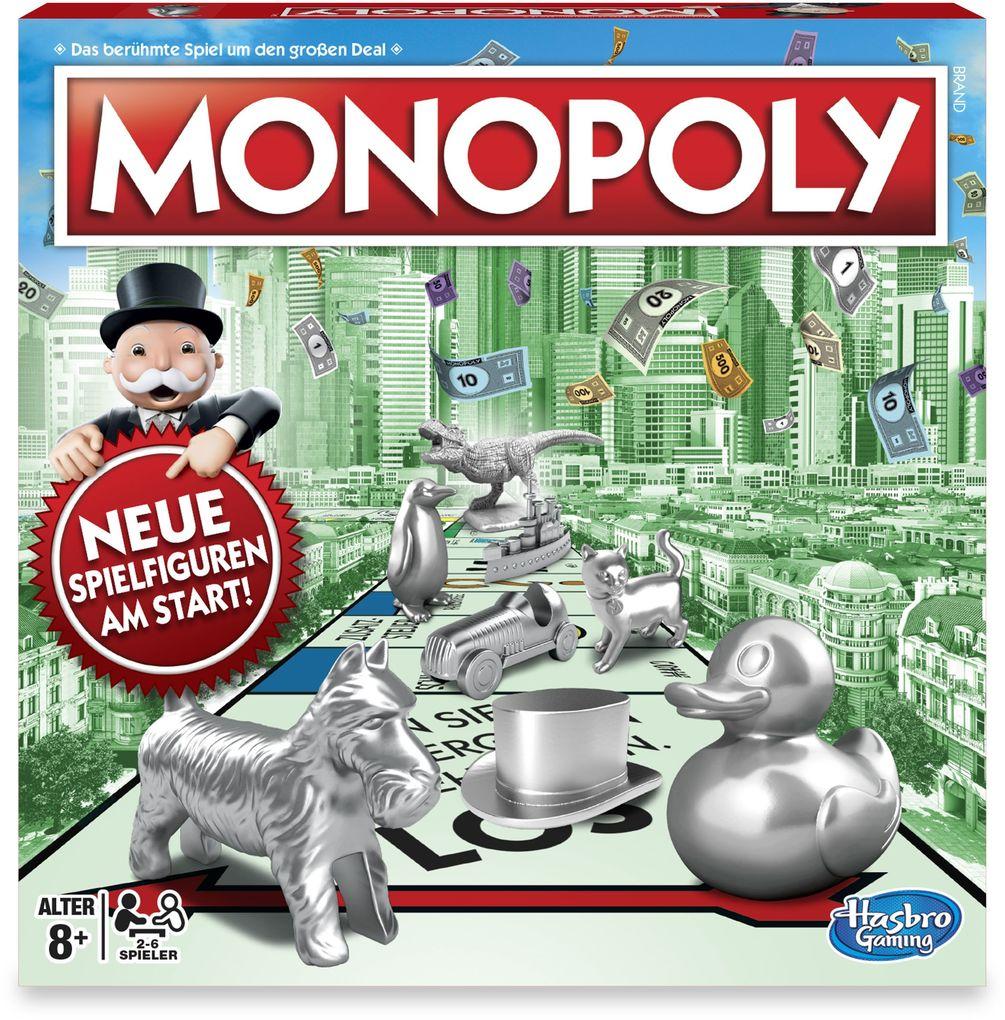 Hasbro - Monopoly Classic als sonstige Artikel