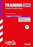 Training Hauptschulabschluss NRW 2018 - Englisch, mit MP3-CD